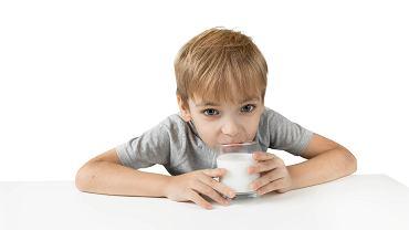 Skaza białkowa najczęściej występuje u dzieci.