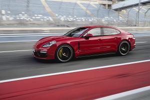Porsche Panamera GTS oficjalnie!