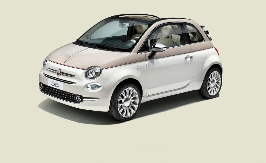 Fiat 500 new