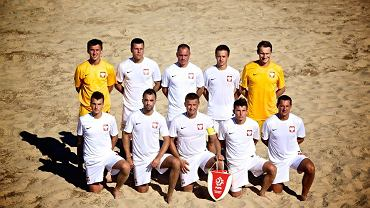 Reprezentacja Polski w Beach Soccerze - Witold Flak