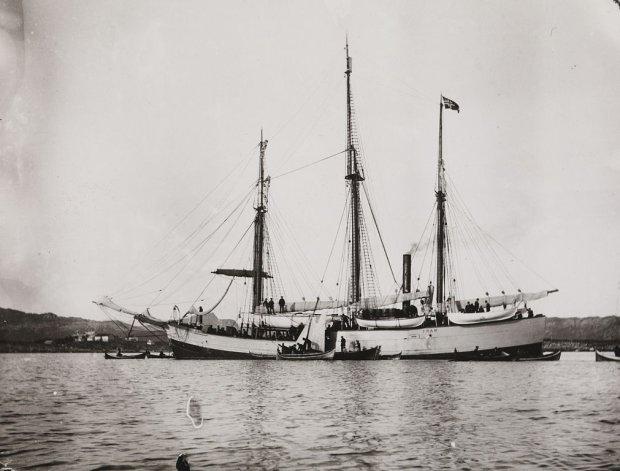 Statek Fram 105 lat temu dotarł do bieguna południowego. Zaglądamy na jego pokład