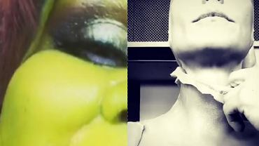 Heidi Klum przebrana za Fionę ze 'Shreka'