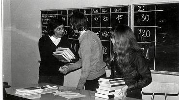 Nauczyciel Tomasz Tratkiewicz