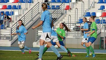 piłka nożna kobiet, Zamłynie Radom - Medyk II Konin 1:8