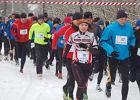 Biegaj w górach pod Warszawą