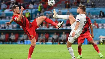 """MECZYCHO! Włosi ograli Belgię w """"przedwczesnym finale"""" Euro 2020 i jadą do Londynu!"""