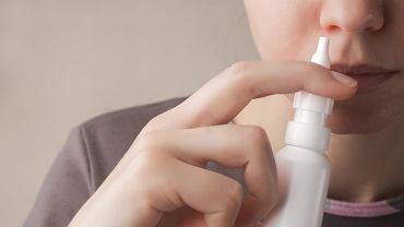 Szczepionka na COVID-19 może mieć formę sprayu