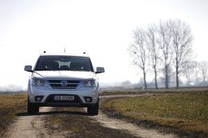 Fiat Freemont 3.6 V6 Lounge   Test   Amerykanin w Europie