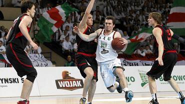 Legia pokonała Basket Junior Suchy Las 88:62