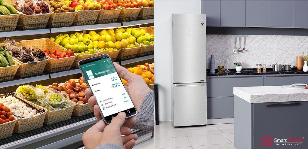 Każdy produkt wymaga przechowywania w innej temperaturze