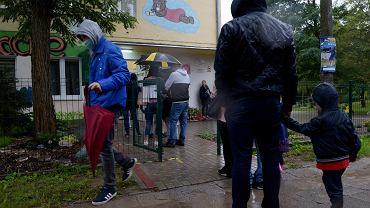 Przedszkole nr 39 w Olsztynie w czasie epidemii koronawirusa