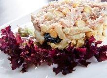 Majonezowa sałatka ziemniaczana z tuńczykiem - ugotuj