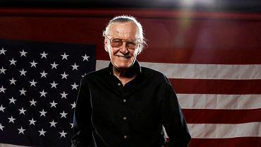 Stan Lee w 2011 r.