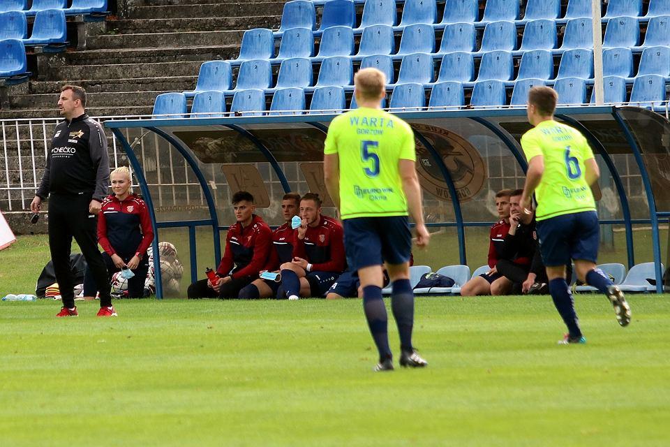 Zdjęcie numer 19 w galerii - Warta nie miała szans w meczu ze Ślęzą Wrocław. Pozostaje bez żadnej zdobyczy na swoim boisku [ZDJĘCIA]