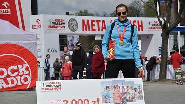Biegacze z Radomia startowali w Orlen Warsaw Marathon 2016
