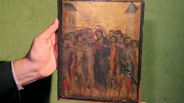 Francja. Kobieta w kuchni odnalazła obraz Cimabuego, jest wart od 4 do 6 mln euro