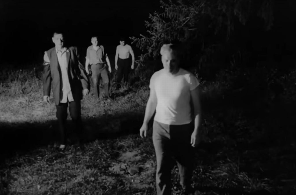 Night of the Living Dead, 1968, reż. George A. Romero