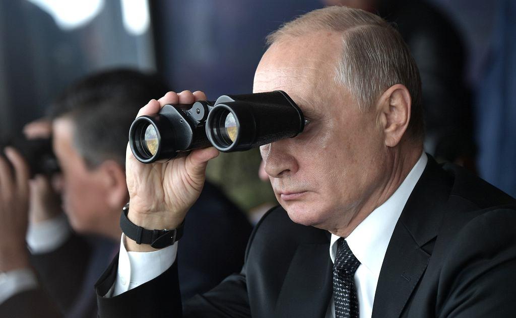 Ćwiczenia wojskowe w Rosji
