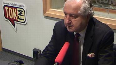 Prof. Andrzej Rzepliński w 'Poranku Radia TOK FM'