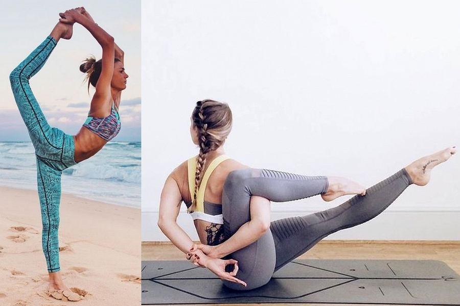 co zabrać na jogę