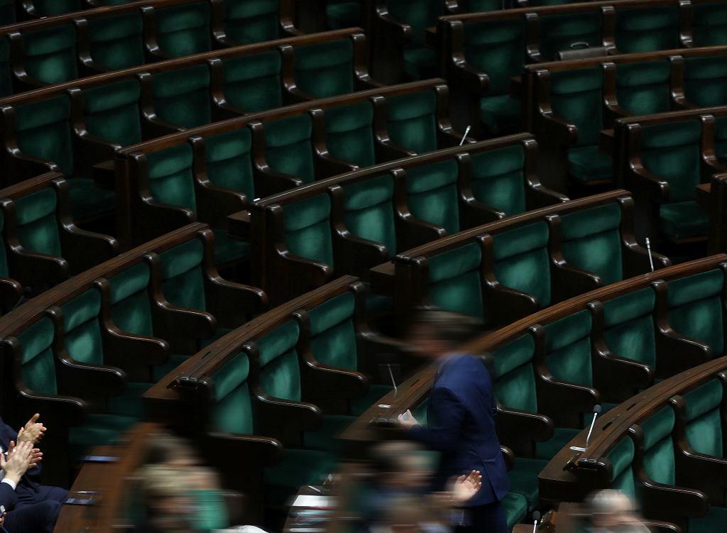 Wybory parlamentarne 2019 (zdjęcie ilustracyjne)