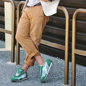"""""""Adidasy"""" nie służą tylko do biegania! Odpowiednio dobrane, świetnie się sprawdzają w stylizacjach smary casual - również do marynarek"""