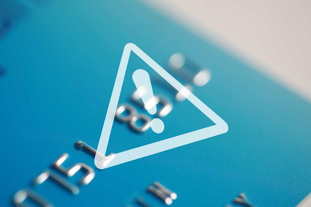 Numery kart kredytowych można... odgadnąć