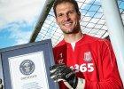 Premier League. Boruc w Księdze rekordów Guinnessa