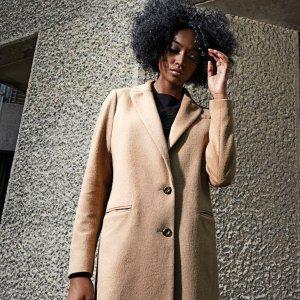 F&F płaszcze kurtki kożuszki futerko