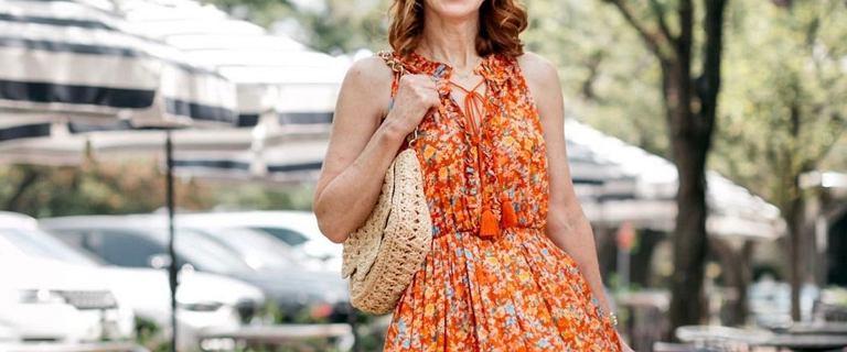 50-latki pokochają te letnie ubrania we wzory! Odmłodzą o kilkadziesiąt lat i dodadzą kobiecego uroku!