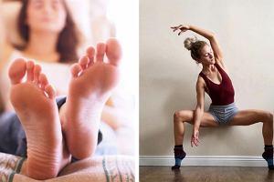 Zadbaj o stopy na treningu. Co podpowiada fizjoterapeuta?