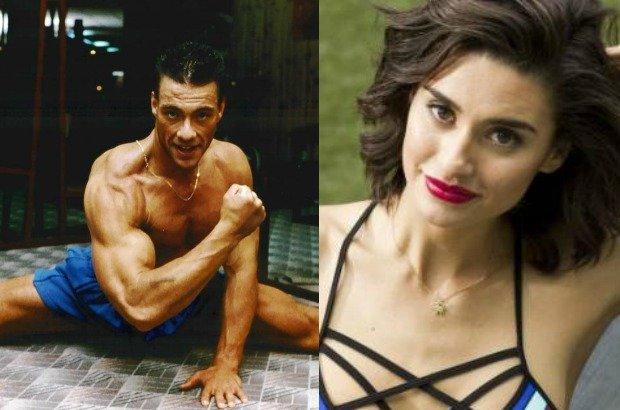 Bianca Van Damme ma 25 lat, perfekcyjne ciało i trenuje sztuki walki. Pomimo, że nie chcielibyście spotkać się z nią na ringu, jest bardzo kobieca, a jej sylwetka, choć umięśniona, jest zarazem sexy.