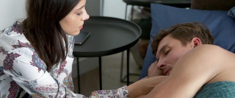 ''M jak miłość''. Iza zdradzi Marcina i spędzi namiętną noc z Jakubem?