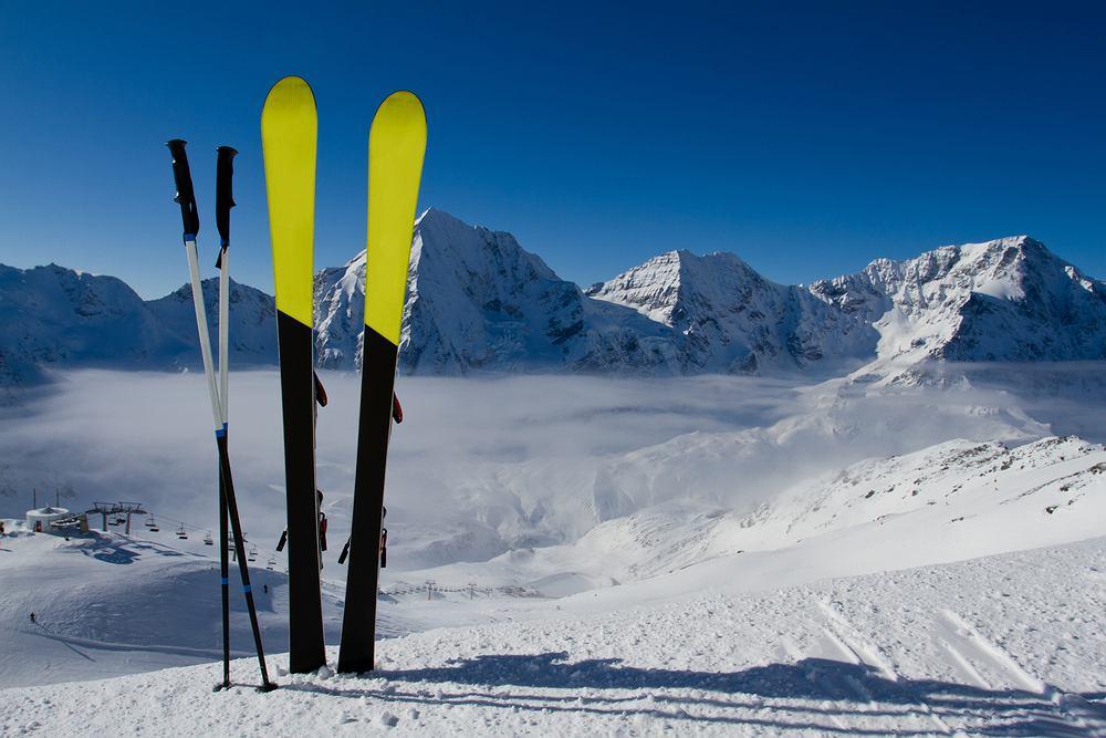 Odpowiednio dobrane narty to gwarancja dobrej zabawy na stoku