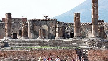 Włosi zaostrzyli przepisy dotyczące zwiedzania Pompejów