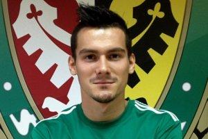 Bartosz Machaj trenuje ze Śląskiem Wrocław