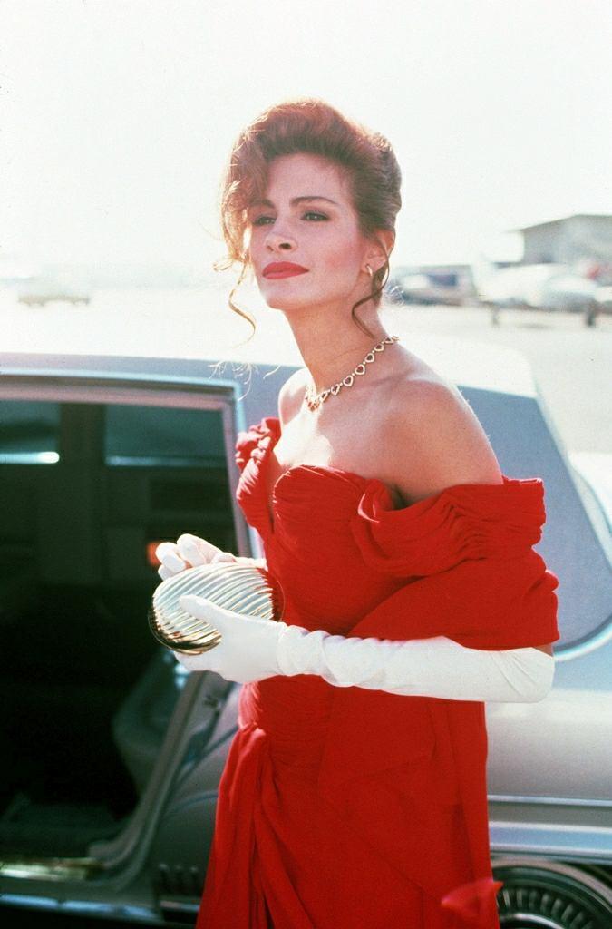 Tomasz Ossoliński: Sukienka Julii Roberts z filmu 'Pretty Woman' (1990)