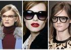 Najmodniejsze modele okularów w sezonie jesień-zima 2014/2015. Co proponują projektanci?