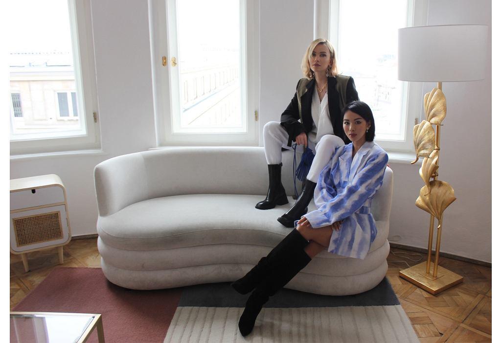 Lana Nguyen i Julia Kuczyńska, założycielki Eppram
