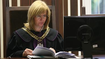 Sędzia Irena Majcher nie straci immunitetu