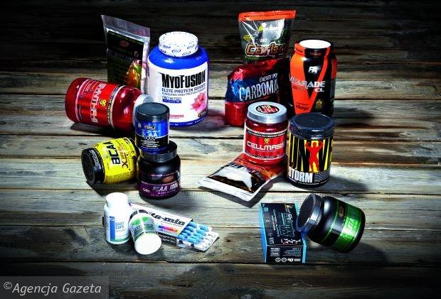 Suplementy diety: deser sportowca, ćwiczenia, sport, dieta