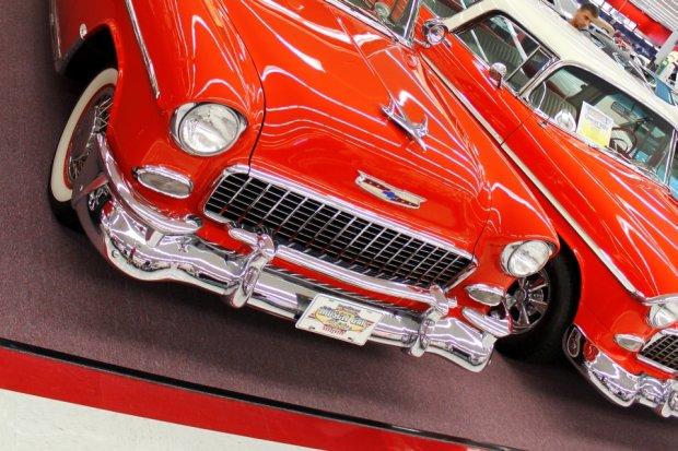 Chevrolet Bel Air / fot. Piotr Sielicki