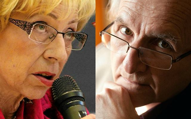 Janina Paradowska, Janusz Czapiński