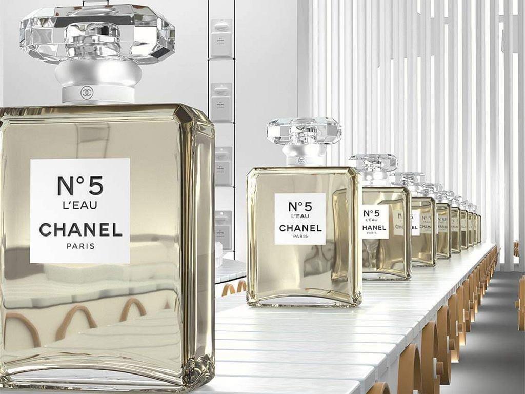 Perfumy Chanel No 5