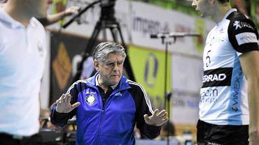 Raul Lozano, trener Cerradu Czarnych Radom
