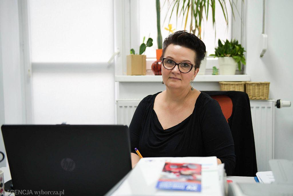 Beata Hernik-Janiszewska, prezes Fundacji