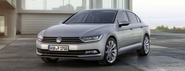 Nowy Volkswagen Passat | Odsłona ósma