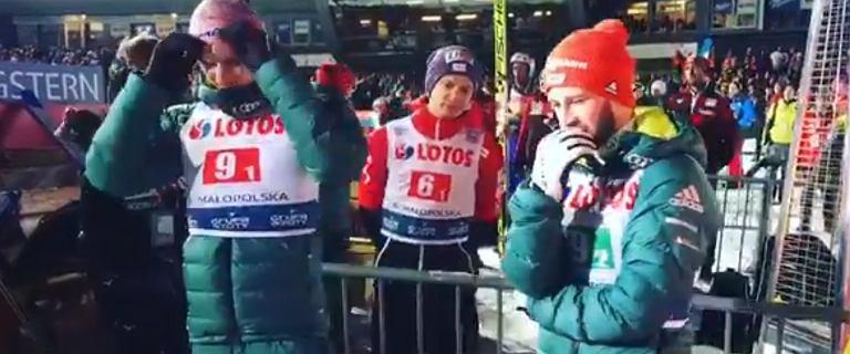 Skoki narciarskie. Fatalne rokowania po dramatycznym upadku Davida Siegela. Eisenbichler płakał