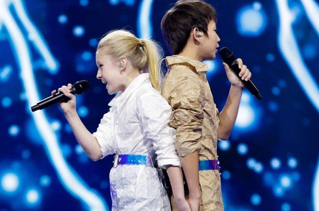 Eurowizja Junior - reprezentacji Rosji