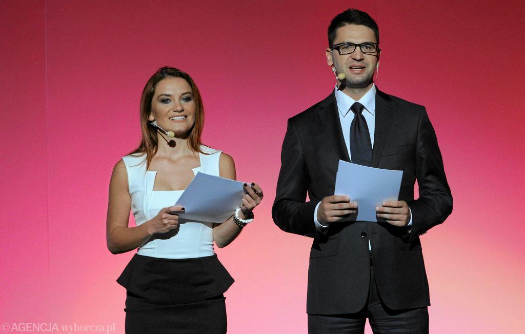 Ilona Klejnowska i Mariusz Antoni Kamiński, wrzesień 2012